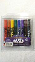 Star Wars Washable Markers - Collectible - Mead 1996 - Yoda R2D2 Rare