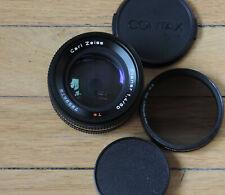 50 mm 1:1.4 Planar T* Carl Zeiss pour Contax