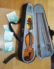 Gear For Music Student 1/4 Violin + strings, shoulder rest for sale