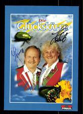 Die Glückskäfer Autogrammkarte Original Signiert ## BC 77327