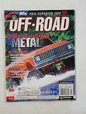 Off-Road Magazine July 2001 Jeep TJ - 1992 Blazer - 1985 Dodge D150 - 1970 F-100