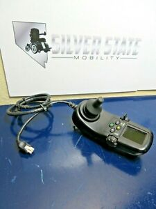 Quantum Joystick 1751-0009 Q-Logic Firmware Power Wheelchair CTLDC1467 #3583