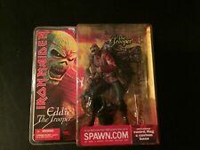 Iron Maiden The Trooper Figure, McFarlane Toys, NIB