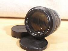 85mm F1.7 Accura DiamaticYS Canon FD Mount Manual Lens