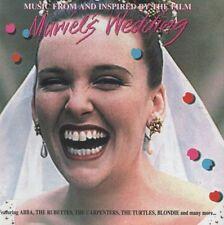 MURIEL'S WEDDING Classic Soundtrack CD 1994 ABBA Peter Allen Dusty Carpenters