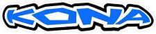 "#z2205 6""  KONA gear logo mountain Bicycle Bike Decal"