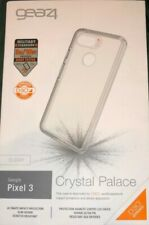 Gear4 Crystal Palace Smartphone Case for Google Pixel 3 - Clear