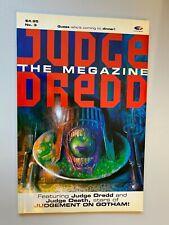 Judge Dredd Megazine US Edition #3 8.0 VF (1990 Fleetway)