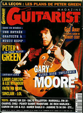 GUITARIST N°70 - JUN.1995 -GARY MOORE, PETER GREEN, FAITH NO MORE, LARRY CARLTON