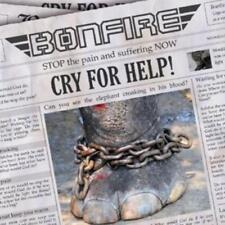 BONFIRE - CRY4HELP (EP) - CD - 886919638424