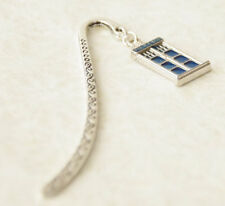 Tardis Bookmark Doctor Who Bookmark Dr Who Police Phone Box Bookmark Time Lord