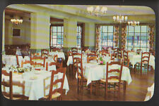 BEREA KENTUCKY KY Georgian Dining Room Boone Tavern Hotel Old Vintage Postcard