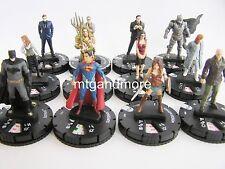 Heroclix Batman vs Superman-set completo #1 - #12 - Dawn of Justice