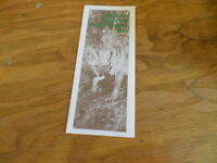 Arizona Trapping Regulations 1988 Vintage Pamphlet Free Domestic Shipping