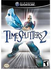 Time Splitters 2 Nintendo Gamecube Complete