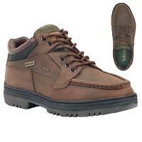 MEDIUM WIDE Timberland Men's Waterproof Goretex TREKKER Casual Work Shoes 37042