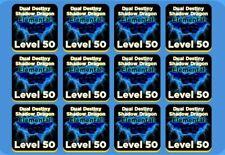 [OP Max Level] Dual Destiny Shadow Dragon Elemental Pet - Roblox Ninja Legends