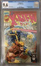 X-Men #1 CGC 9.6 1991 1st App Acolytes, Magneto App 1 of 5 Covers Wolverine