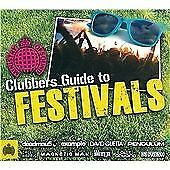 Various Artists - Clubbers Guide to Festivals (2011) 3 CD Digi Pack