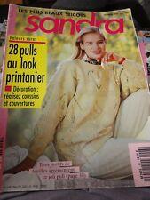 livre de tricot Sandra no  93  promo