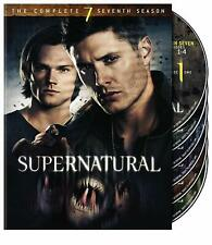 SUPERNATURAL: COMPLETE SEVENTH SEASON (6PC) DVD