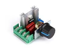 Voltage Regulator Dimming Kit Dimmers Speed Controller Thermostat 220V 2000 Watt