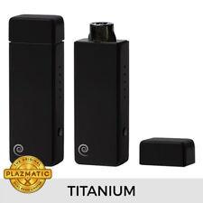 USB Rechargeable Windproof Electric Plasma Lighter - Plazmatic® Veo™ (Titanium)