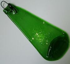 Melted Flat Shaped Small Appletise Bottle Hanging Great to Decorate yourself