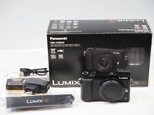 Panasonic Lumix DMC-GX80 Body,schwarz , OVP neuwertig