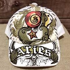 HAT Astrology Birth Sign ARIES Fashion Baseball Trucker Cap Urban Design