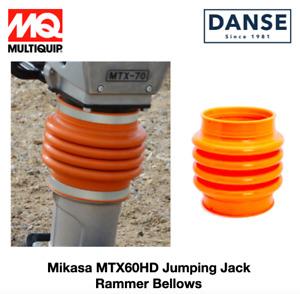 Original Multiquip Mikasa MTX60HD Jumping Jack Rammers Bellows 368346180