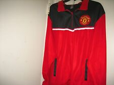 Manchester United FC Official Soccer Mens Track Jacket - Size XL