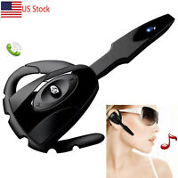 Universal Bluetooth Headset Stereo Earphone Microphone For iPhone XR Samsung HTC