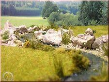 Krippenbau Felsen zur Landschaftsgestaltung, 1.000 Gramm Krippenzubehör