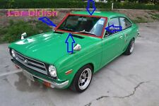 fit KB110 Datsun 1200 Sunny  coupe model front windshield weatherstrip seal NEW