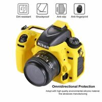 PULUZ for Nikon D750 Soft Silicone Cover Shockproof Protective Cover Case Skin