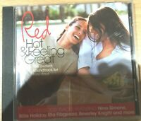Red Hot and Feeling Great ~CD Rock / Pop Compilation  Album