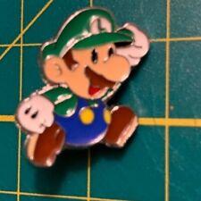 Super Mario soft enamel pin- Luigi pin