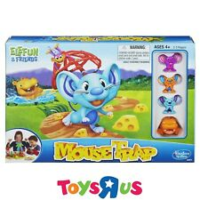 Elefun And Friends Mouse Trap Game