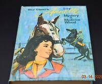 Walt Disney Annette # 1512 Mystery At Medicine Wheel Hardcover Book 1964 Whitman