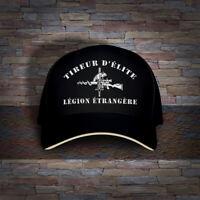 French Foreign Legion Légion étrangère Tireur d'élite Sniper Embro Cap Hat