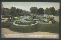 190x THE LILY POND FAIRMOUNT PARK PHILADELPHIA PA UDB UNDIVIDED BACK POSTCARD