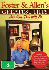Foster And Allen - Greatest Hits And Some That Will Be (DVD, 2009) (D95)