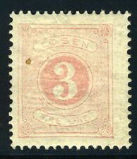SWEDEN SCOTT# J2 POSTAGE DUE MINT HINGED AS SHOWN