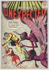 Tales of the Unexpected #79 November 1963 VG Insect World