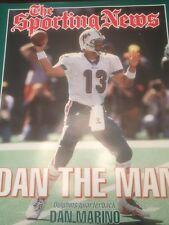 Dan The Man Marino Miami Dolphins Quarterback Poster New