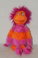 Kohls Cares Dr Seuss Wocket In My Pocket Plush Stuffed Animal Toy Orange Stripe