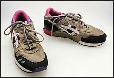 Multi-Colored Lace Up Synthetic Women's Athletic Shoes