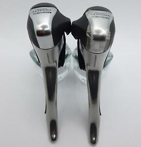 Ultegra STI ST-6600 Set links+rechts 2x10-Fach Brems Schalt Hebel NEU NOS