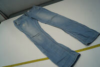 QS by s.Oliver Damen Jeans Hose stretch W38 L32 stonewash used look handmade #93